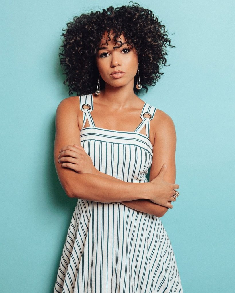 Alisha Wainwright Lethal Weapon alisha wainwright's wiki biography, age, height, measurements