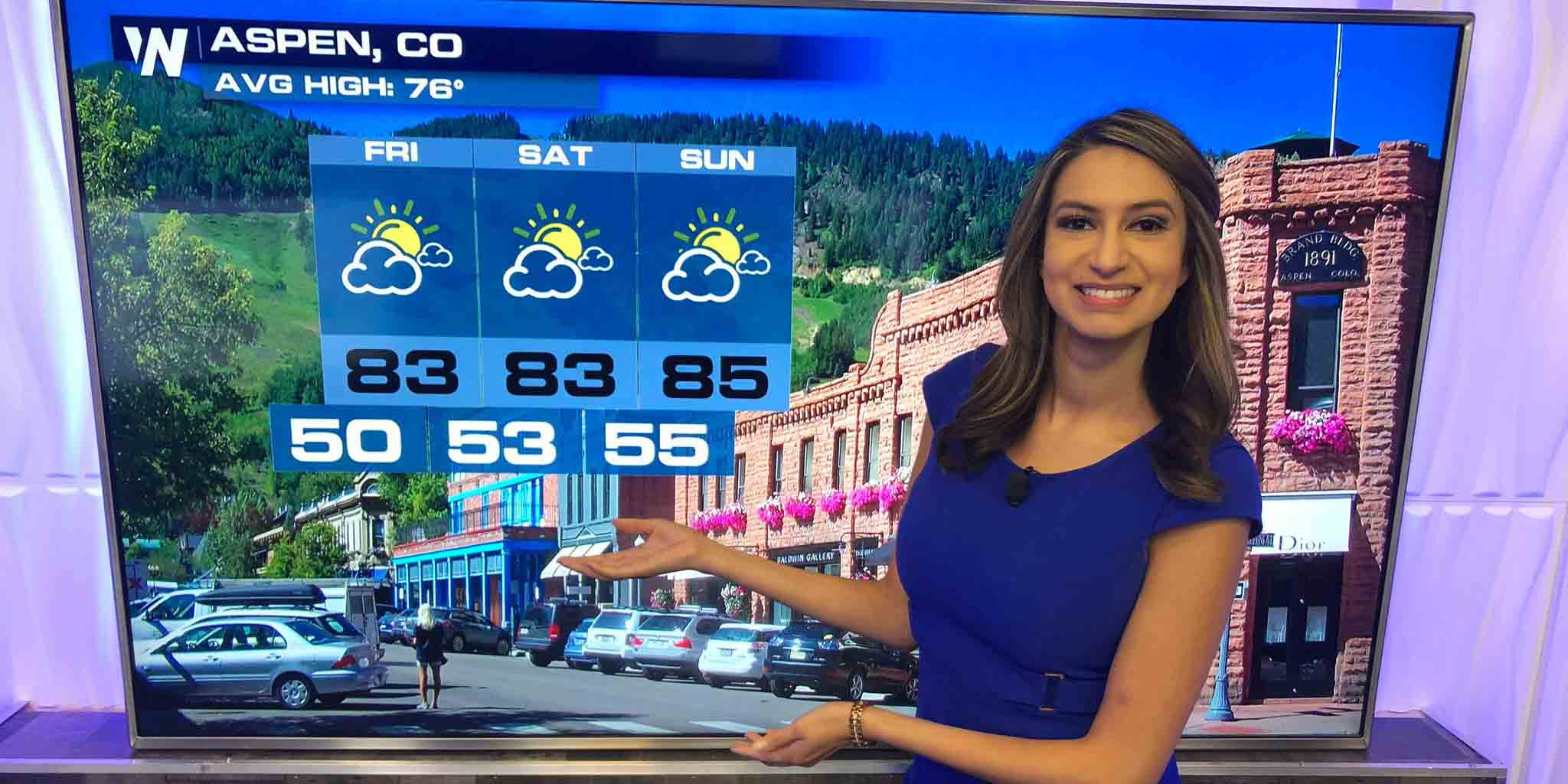 Who Is Meteorologist Chelsea Ambriz Age Husband Salary