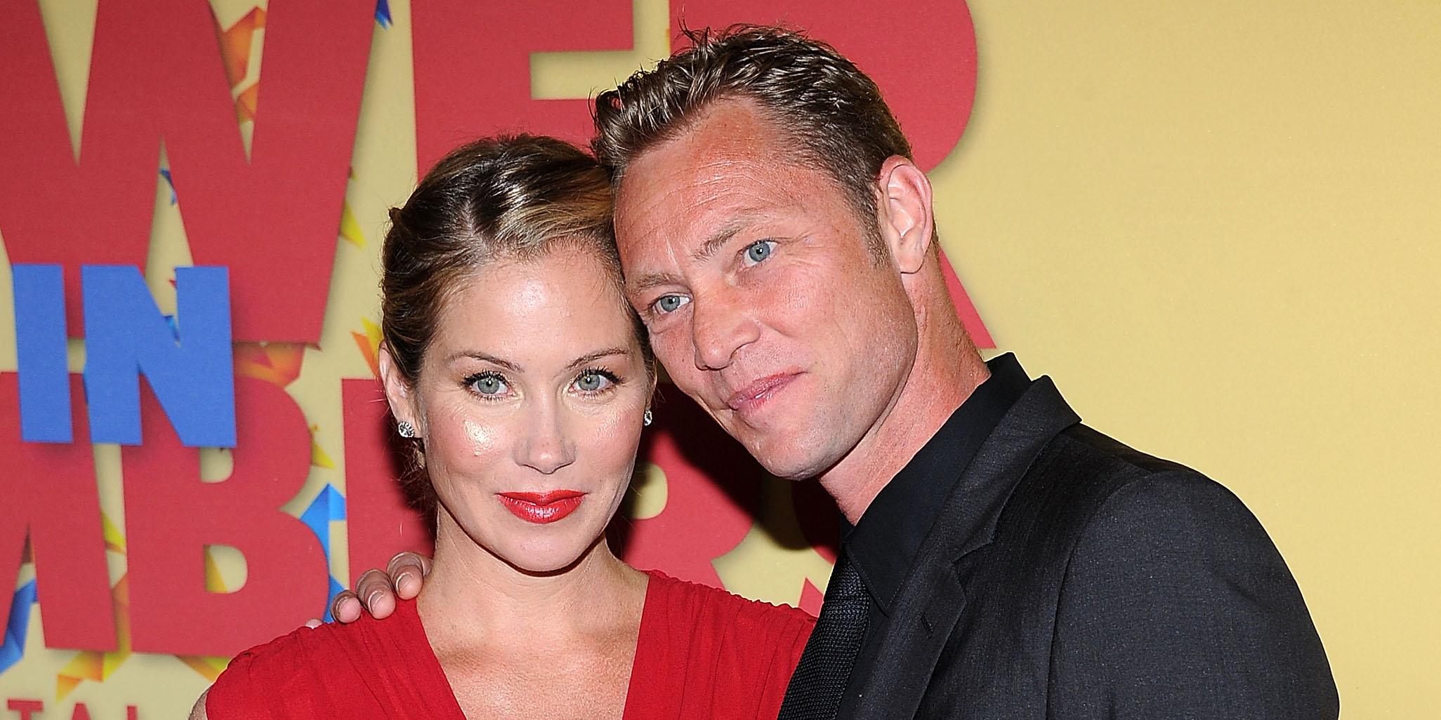 All Truth of Christina Applegate's Husband – Martyn LeNoble